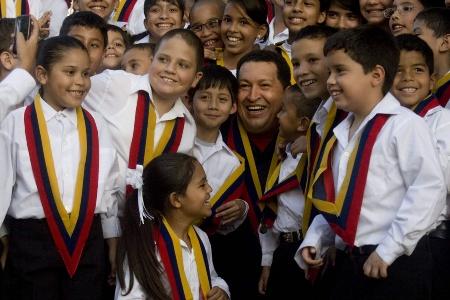 DESDE LA PROCLAMACIÓN DE HUGO CHÁVEZ COMO PRESIDENTE DE LA NACIÓN, LOS DDHH COMENZARON A CUMPLIRSE EN EL PAÍS