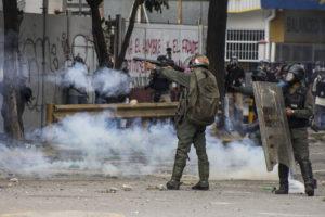 (12)VENEZUELA-CARACAS-SOCIEDAD-PROTESTA